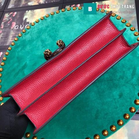 Túi Xách Gucci Dionysus Small Size 28 cm màu đỏ đẹp