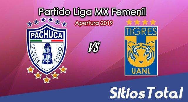 Ver Pachuca vs Tigres en Vivo – Semifinal Ida – Liga MX Femenil – Apertura 2019 – Jueves 21 de Noviembre del 2019