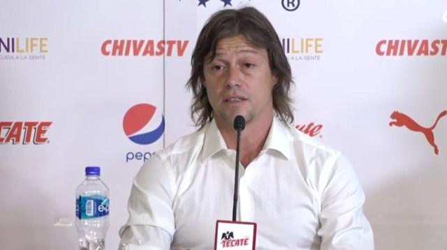 Matías Almeyda se despide de la afición y deja  oficialmente de Chivas