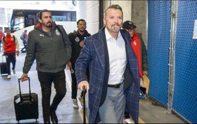 Chivas va por técnico de élite