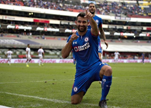 Resultado Cruz Azul vs Lobos BUAP en J16 de Apertura 2018