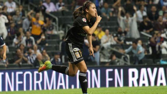 Resultado Monterrey vs Tigres en Final de Liga Femenil