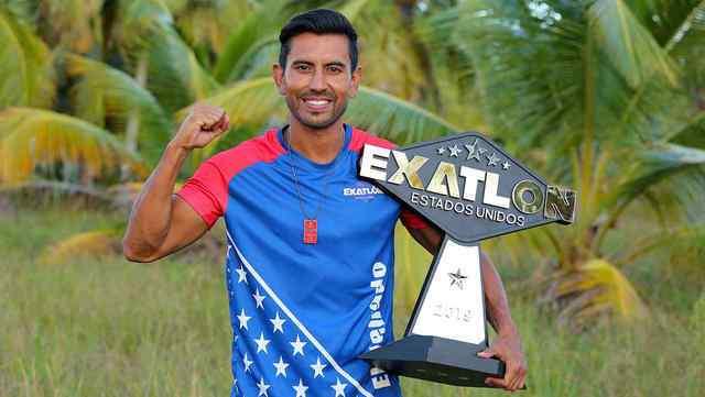 Venado Medina es el Campeón de Exatlon  de Estados Unidos