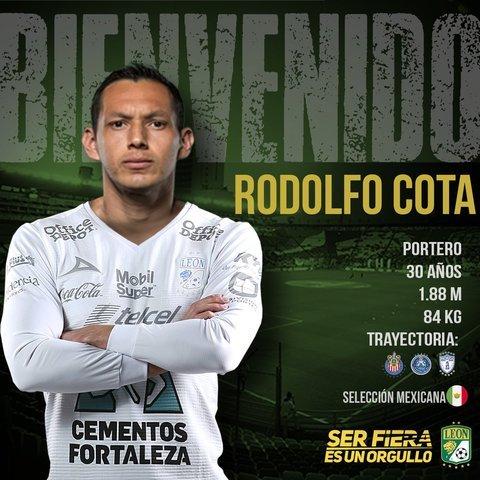 Oficial Rodolfo Cota se va al León