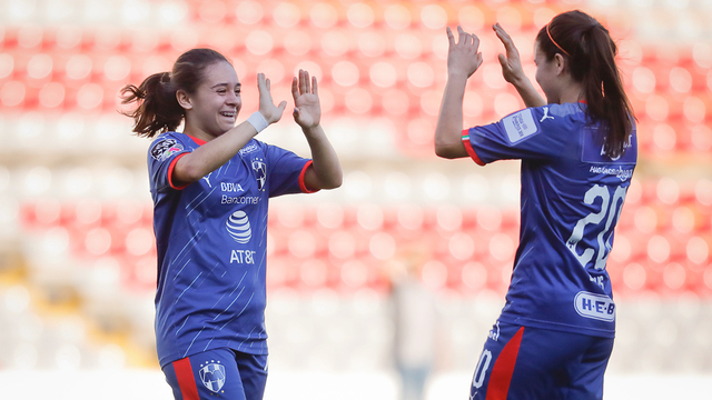 Resultado Querétaro vs Monterrey – J15- Clausura 2019- Liga MX Femenil
