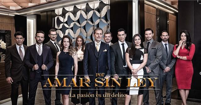 Por Amar sin Ley en Vivo – Ver telenovela Online, por Internet y Gratis!