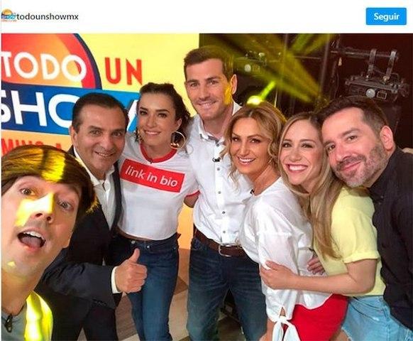 Iker Casillas comentará con TV Azteca