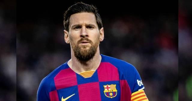Leo Messi se va del Barcelona