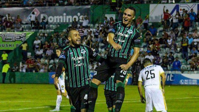 Resultado Tampico Madero vs Cafetaleros de Tapachula en Jornada 13 del Clausura 2018