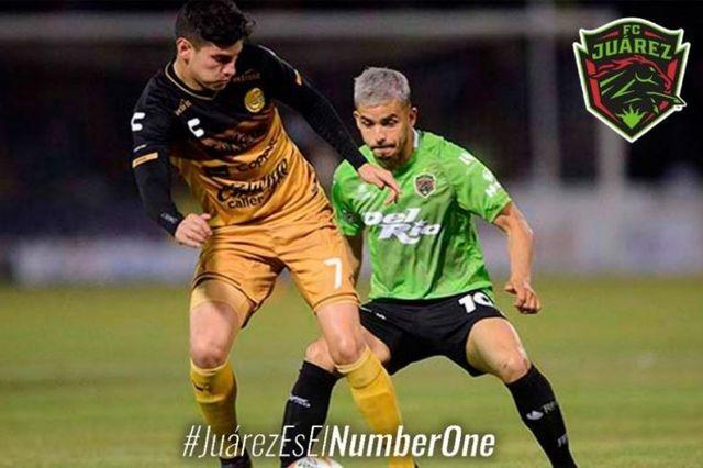 Resultado Dorados de Sinaloa vs FC Juárez – Cuartos de Final (Ida) – Copa MX