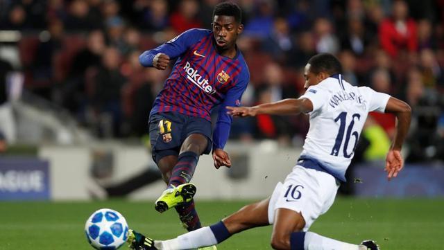 Resultado del Barcelona vs Tottenham Hotspur – Fase Grupos – Champions League