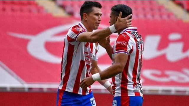 Chivas tiene varias bajas para enfrentar a Atlético San Luis
