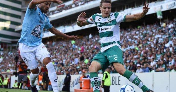 Resultado Santos vs Pachuca -Jornada 9- Apertura  2019