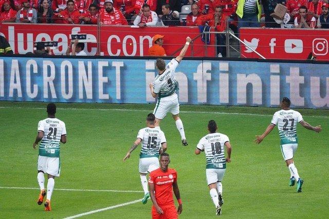 Resultado Toluca vs Santos Finala de Vuelta Clausura 2018
