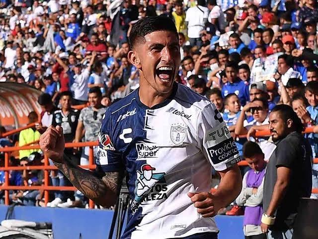 Víctor Guzmán tiene ofertas del extranjero, Chivas lo perderia