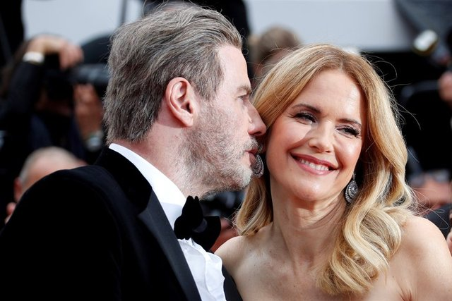 Fallece la actriz Kelly Preston, esposa de John Travolta
