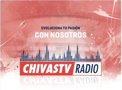 Chivas lanza TV Radio