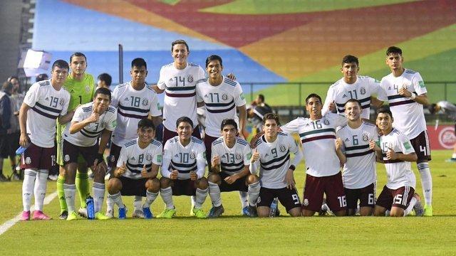 Resultado México vs Corea del Sur – Cuartos de final del Mundial Sub 17