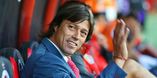 """Matías Almeyda """"sueña"""" con ser entrenador de la Selección de México"""