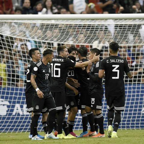 Resultado México vs Panamá – Liga de Naciones Concacaf