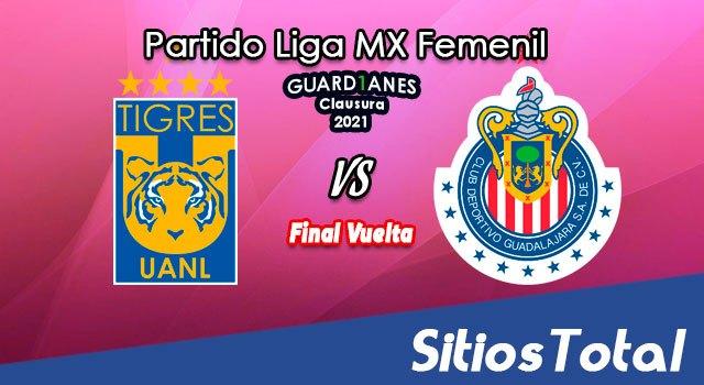 Tigres vs Chivas en Vivo – Final Partido de Vuelta – Transmisión por TV, Fecha, Horario, MxM, Resultado – Guardianes 2021 de la Liga MX Femenil