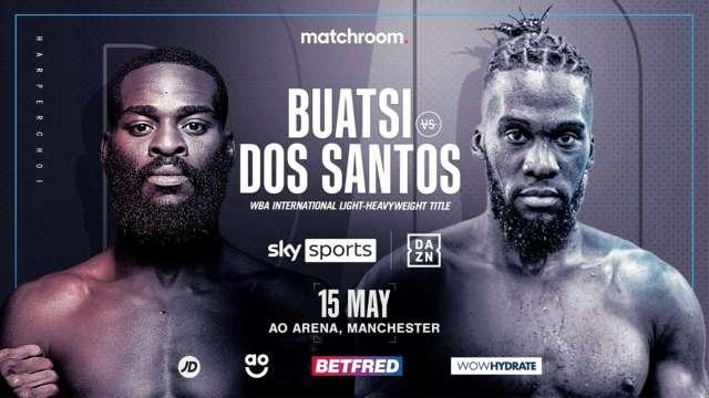 Joshua Buatsi vs Daniel Blenda Dos Santos en Vivo – Box – Sábado 15 de Mayo del 2021