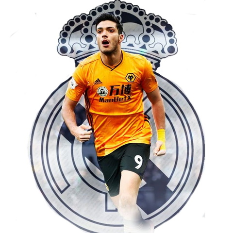 Raúl Jiménez en la mira del Real Madrid