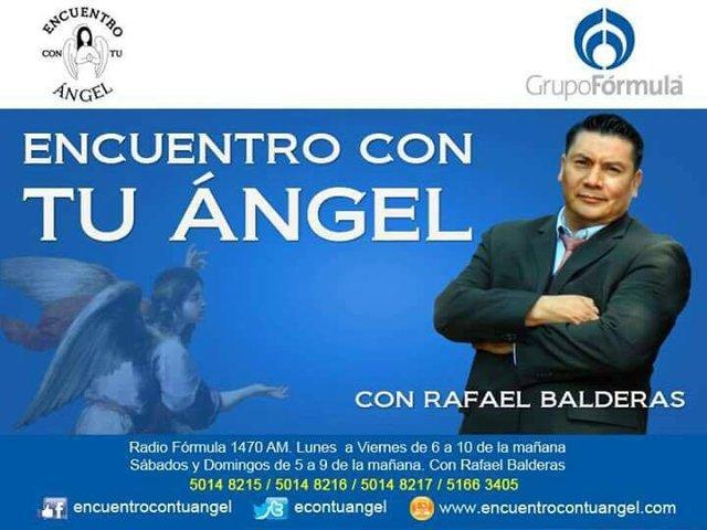 Encuentro con tu Ángel en Vivo – Lunes 15 de Julio del 2019
