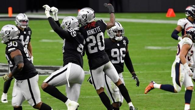 Resultado Broncos de Denver vs Las Vegas Raiders – Semana 10 – NFL 2020