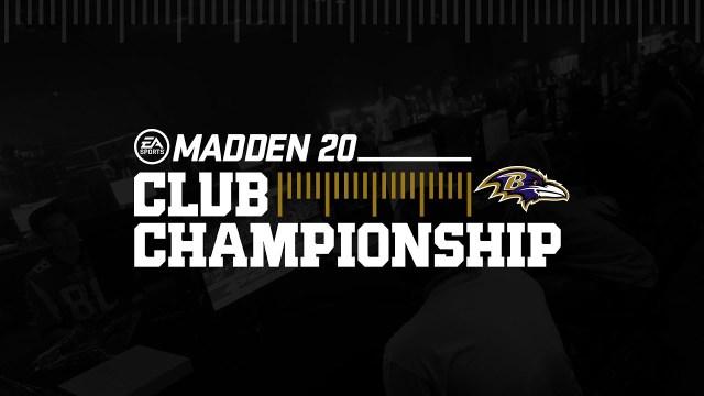 EA SPORTS Madden NFL 20 Club Championship en Vivo – Miércoles 1 de Enero del 2020