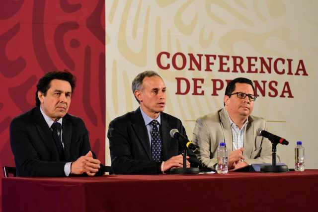 Conferencia Actualización Coronavirus en México en Vivo – Sábado 23 de Mayo del 2020