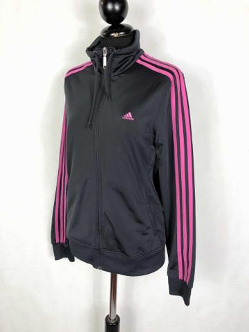 Détails sur Adidas Vintage '90 Veste Iième Sweat Shirt Sport Femme Bicolore Jersey SZ.S 42