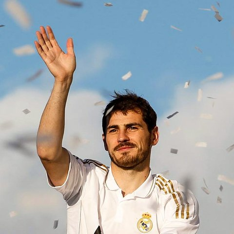 Comunicado del Real Madrid  por retiro de Iker Casillas