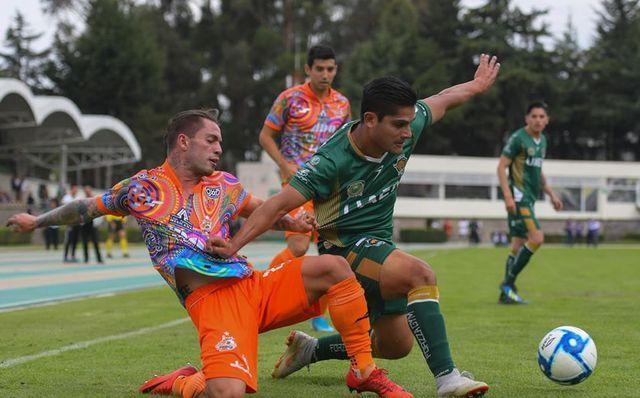 Resultado Potros UAEM vs Alebrijes de Oaxaca – J5 –  del Apertura 2019