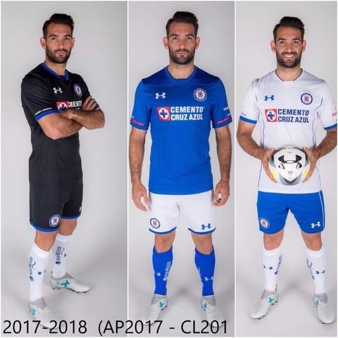 Cruz Azul ya tiene fecha para presentar nuevos uniformes