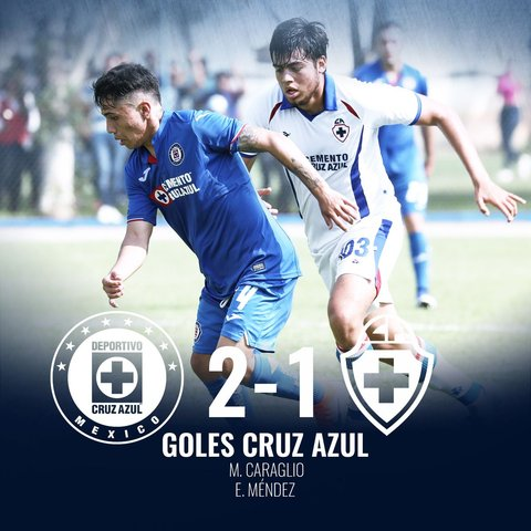 Primer partido de pretemporada  Cruz Azul derrotó a Cruz Azul Hidalgo