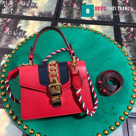 Các kích thước mẫu túi xách Gucci Sylvie