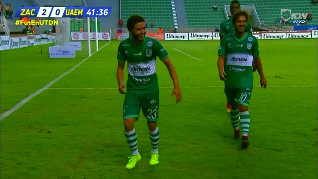 Resultado Atlético Zacatepec vs Potros UAEM en la J12 del Clausura 2019