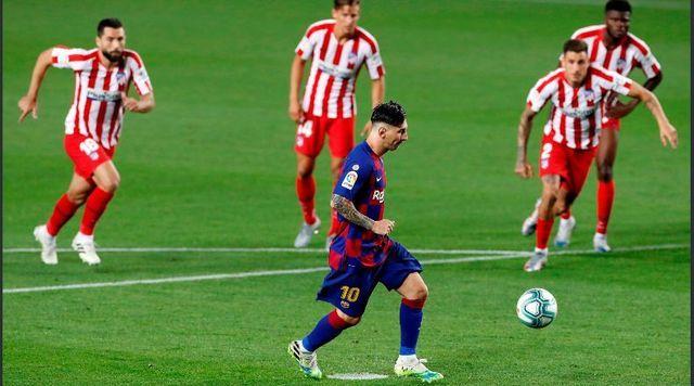 Resultado Barcelona vs Atlético de Madrid – J33 – La Liga