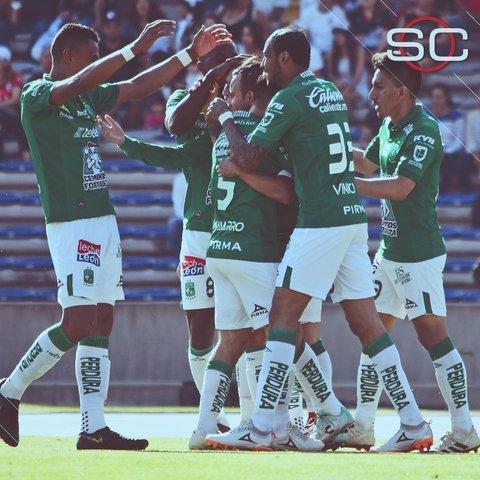 Resultado Lobos BUAP vs León J10 de Clausura 2019