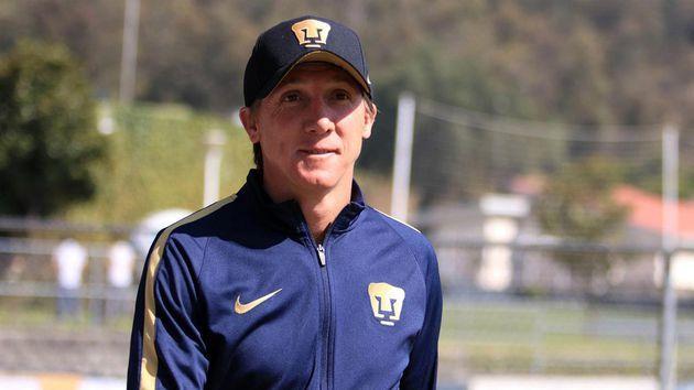 Leandro Augusto deja de ser director deportivo de Pumas