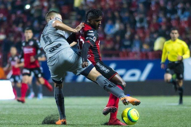 Resultado Xolos Tijuana vs Monterrey  en Cuartos de Final (Ida) del Clausura 2018