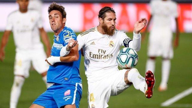 Resultado Real Madrid vs Getafe – J33 – La Liga