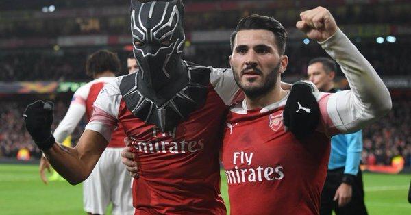 Resultado Arsenal vs Stade Rennes – Octavos de final –  Europa League