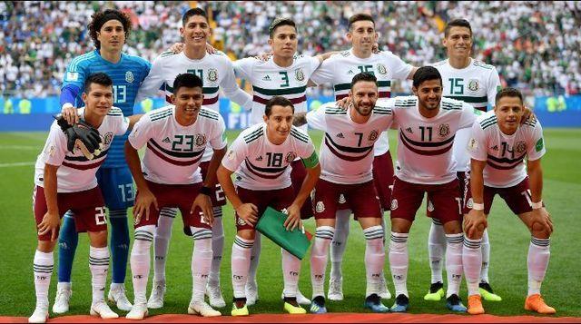 El 11 que prepara Osorio para enfrentar a Suecia
