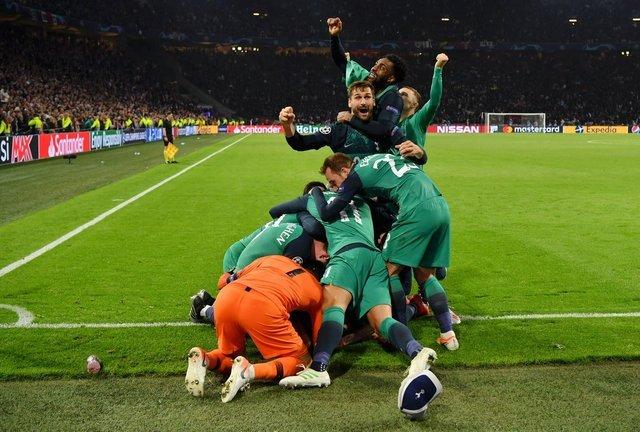 Resultado Ajax vs Tottenham – Semifinal –  Champions League