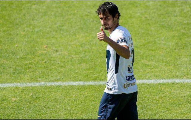Alejandro Arribas se enfrenta a un aficionado