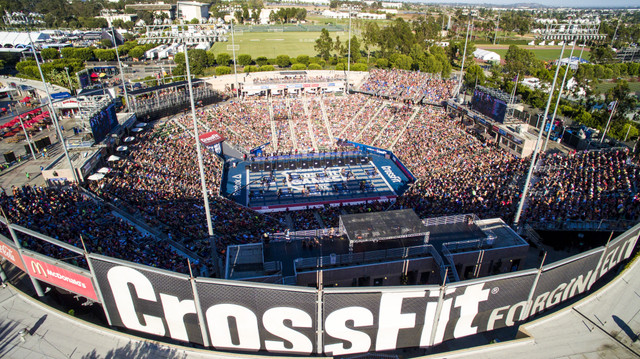 CrossFit Games (Women's Day 2) – Atletismo en Vivo – Jueves 15 de Febrero del 2018