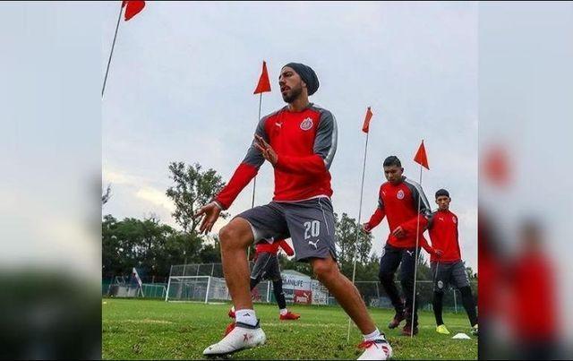 Rodolfo Pizarro esta en duda para el Chivas vs Querétaro