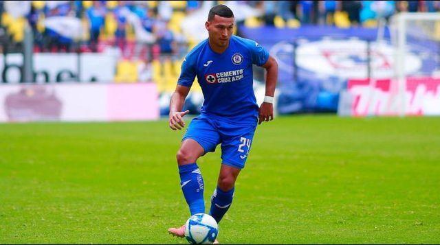 Juan Escobar, ausente en la práctica